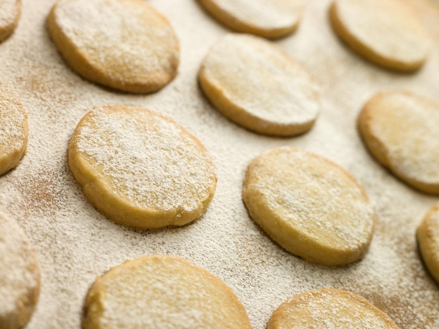 Lavender Cookie Recipe
