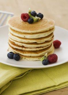 Lavender Pancake