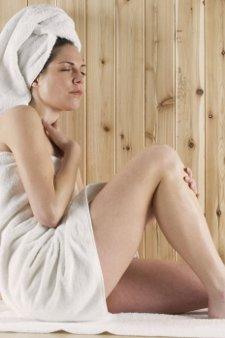 Using Lavender Oil In The Sauna