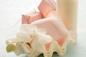 Make Lavender Spa Products , Spa Product Recipes