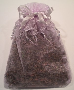 Lavender Sachets How To Make