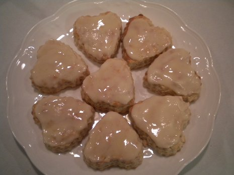 Delicious Lavender Scones Recipe