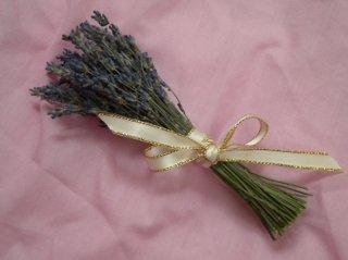 Lavender Tussie Mussie
