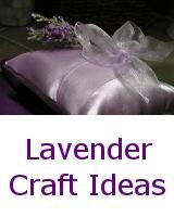 Lavender Craft Ideas