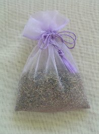 Filled Lavender Sachet