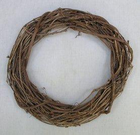 Lavender Wreath Vine Base
